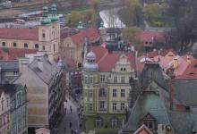 Miasta Dolnego Śląska wykład Miklósa Baka