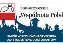 STYPENDIA dla studentów/doktorantów