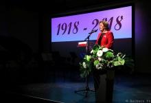 Veszprém: obchody 100 rocznicy odzyskania przez Polskę niepodległości