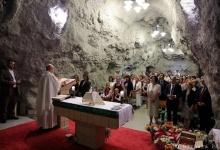 Budapeszt: msza w Kościele Skalnym