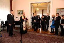 Ostyatörő találkozó a Lengyel Nagykövetségen