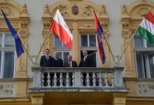 Győr: 100 lat temu niepodległą stała się Polska