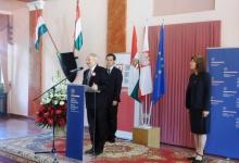 Megünnepelték a május 3-i Lengyel Alkotmányt