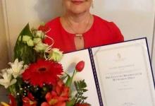 Małgorzata Leszkó laureatką nagrody Pro Cultura Minoritatum Hungariae - 2018
