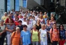 A békéscsabai polónia Varsóba látogatott