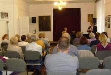 Budapeszt: wystawa i koncert w Salonie BEMA