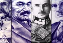 Twarze Ojców Polskiej Niepodległości