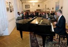 Budapest: Szilasi Alex koncertje