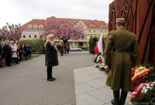 Budapest: a katyńi vérengzés 79. évfordulója