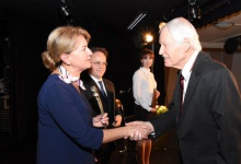Konrad Sutarski Bem József díjat kapott