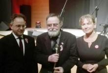 Ákos Engelmayer - laureatem Nagrody im. gen. Józefa Bema