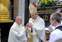 Odpust parafialny w Budapeszcie z wprowadzeniem relikwii św. Wojciecha do Kościoła Polskiego