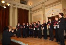 Koncert świąteczny w Nyíregyháza