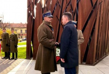 Máté Endre odznaczony Krzyżem Kawalerskim Orderu Zasługi RP