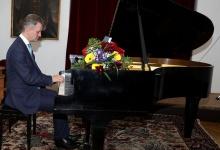 Szilasi Alex Liszt Ferenc díjat kapott