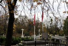 Dzień Wszystkich Świętych polskojęzyczna msza polowa w Budapeszcie
