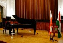 Székesfehérvár : Dzień Niepodległości Polski z Fryderykiem Chopinem