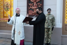 Keszthely: tablica pamięci ofiar Katynia