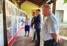 A Lengyel Köztársaság Külügyminisztériumából érkezett vendégek meglátogatták a lengyelségi szervezet...