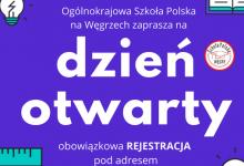 Nyílt nap a Lengyel Nyelvoktató Nemzetiségi Iskolában!