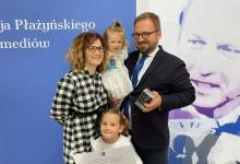 Uroczystość wręczenia nagród im. M.Płażyńskiego
