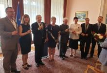 Uroczystość wręczenia polskich odznaczeń państwowych