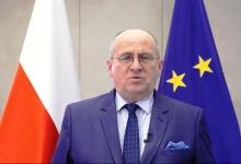 Zbigniew Rau miniszter úr levele