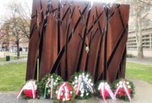 Budapest: a Katyńi Mártírok Emléknapja