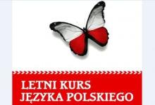 Uwaga: letni kurs języka polskiego!