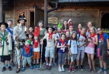 A polóniai gyerekek Rabka-ban nyaraltak